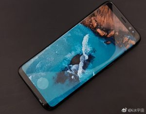 Galaxy Note 8にはディスプレイ内蔵指紋センサは搭載されないかもしれない – 周囲と輝度差が発生する問題