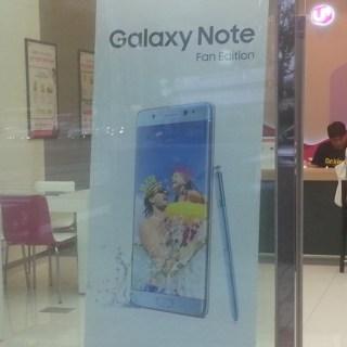 改修版Galaxy Note 7、Fan Editonが韓国で間もなく販売開始?