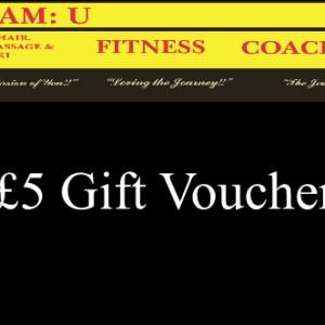 £5 Dream:U Voucher