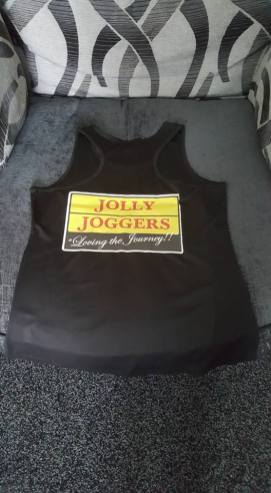Jolly Joggers t-shirt