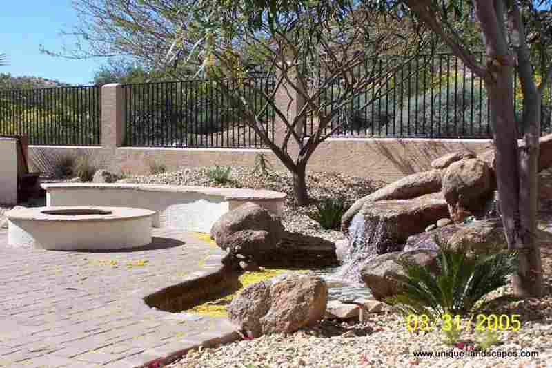 Decorative Boulders Yard