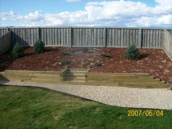 How Build Garden Retaining Wall