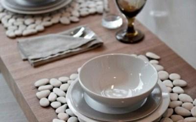4 ideas originales para vestir la mesa