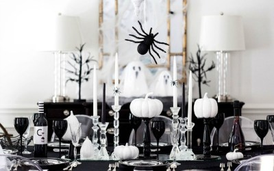 Celebra Halloween en casa
