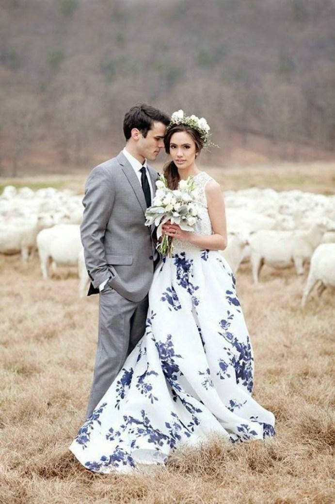 vestido-novia-flores-azules