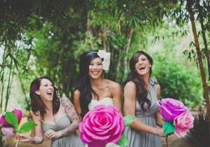 5 ideas para decorar tu boda con papel.
