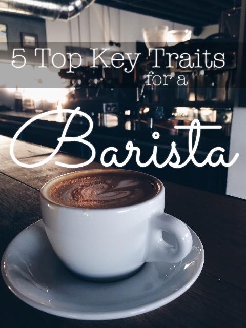 Become a baristas