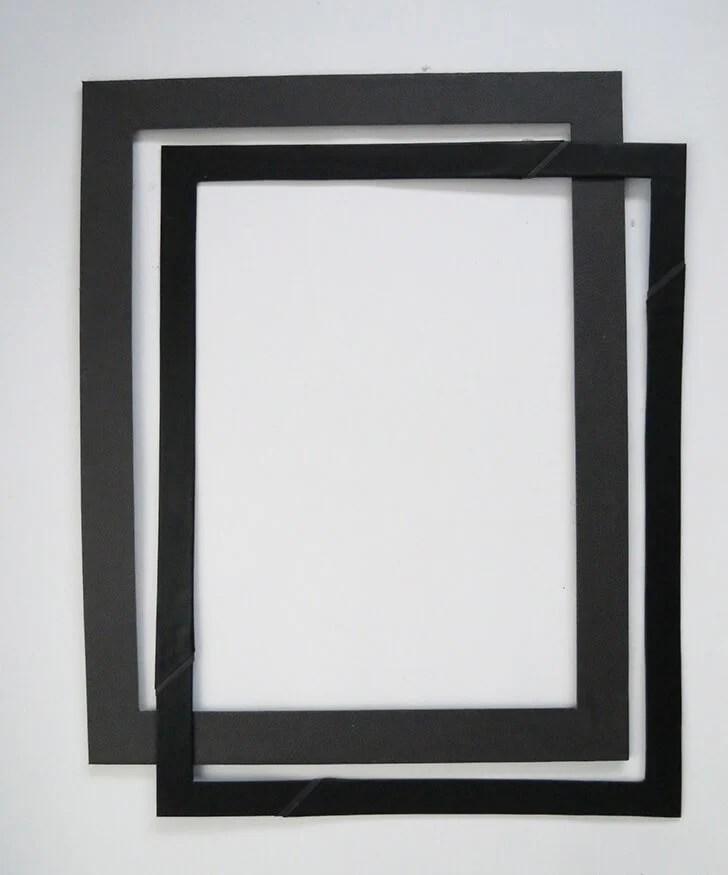 Cardboard Picture Frames