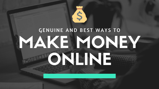 Best Ways To Make Money Online In 2020