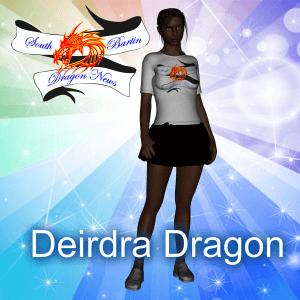 deirdra dragon