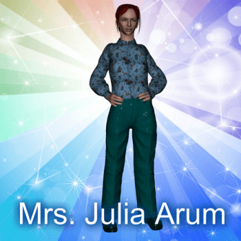 mrs. arum