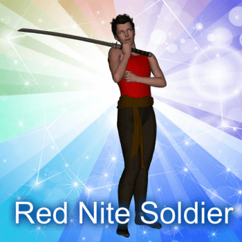 red nite soldier