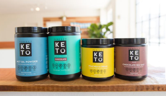 Perfect keto 4 flavors diet