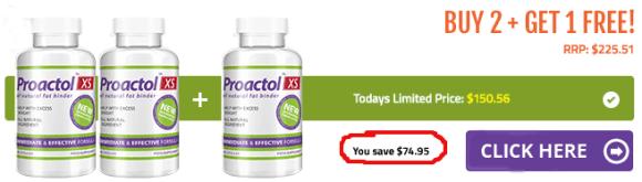 Order Proactol XS online