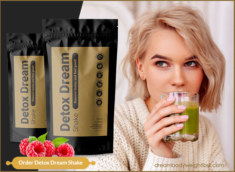 Buy Detox Dream Shake for weight loss