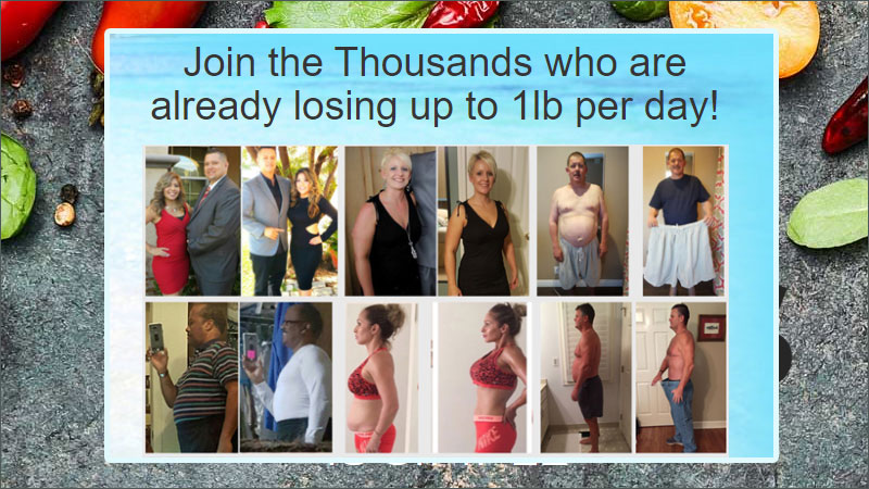 Keto weight loss results