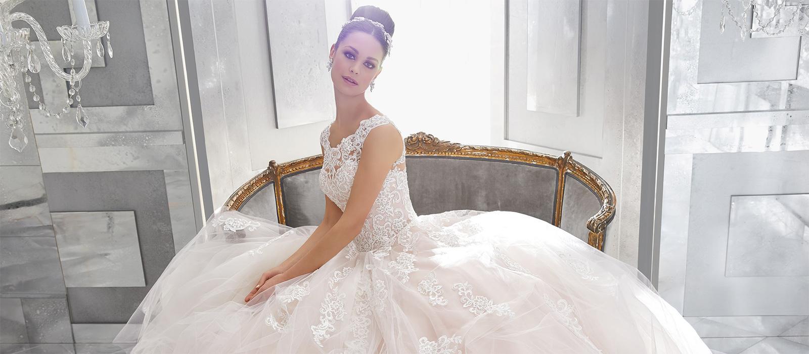 Bridal Shop & Wedding Dresses Irvine Ayrshire Scotland | Dream Brides