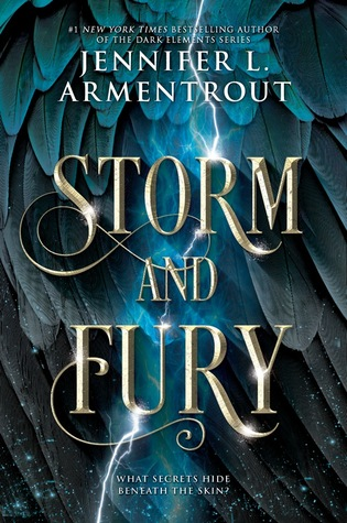 ARC Review: Storm and Fury by Jennifer L  Armentrout | Dream Come Review