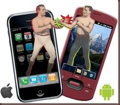 iPhoneandroidkampf