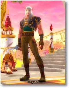 In der World of Warcraft