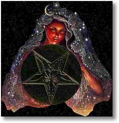 Moon Goddess & God