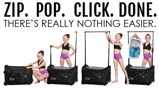 dream duffel dance bag pageantry