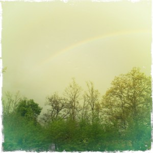 An Old-Fashioned Rainbow