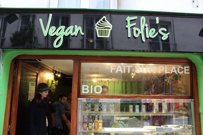 Vegan Folies