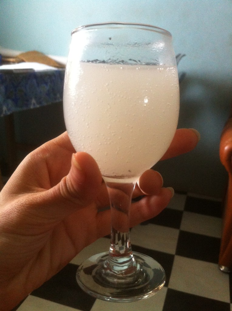 mmmm palm wine