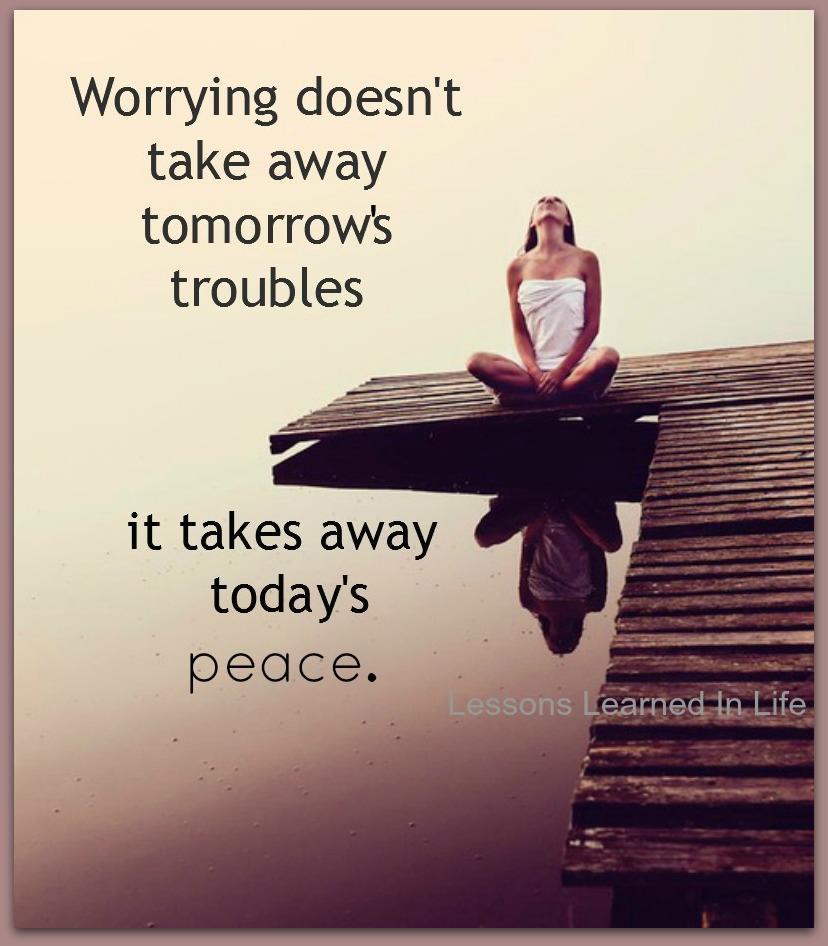 worrypeace