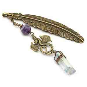 100 Gifts for Writers - Bronze Bookmark