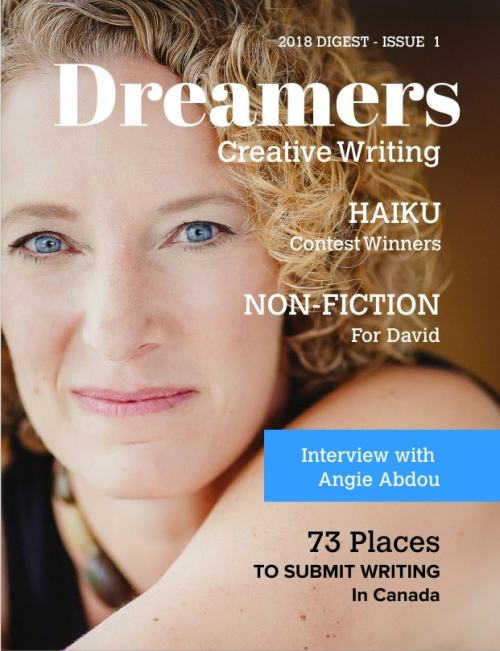 Dreamers Digest - Dreamers Magazine