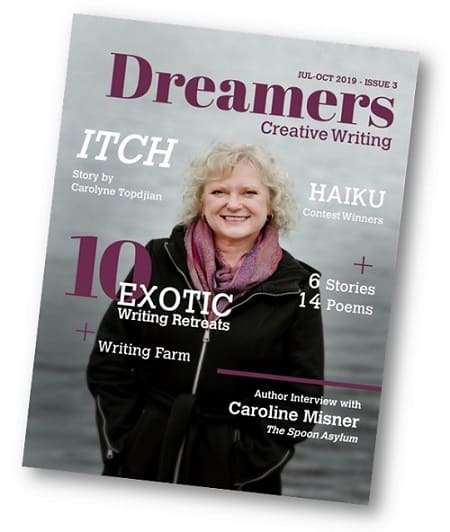 Dreamers Magazine Issue 3