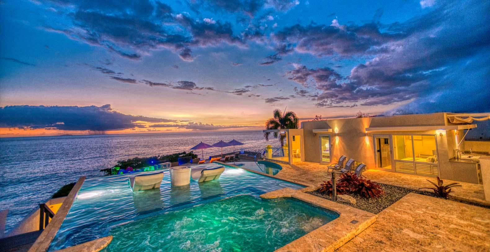 Beachfront Luxury Estate Puerto Rico Vacation Rentals