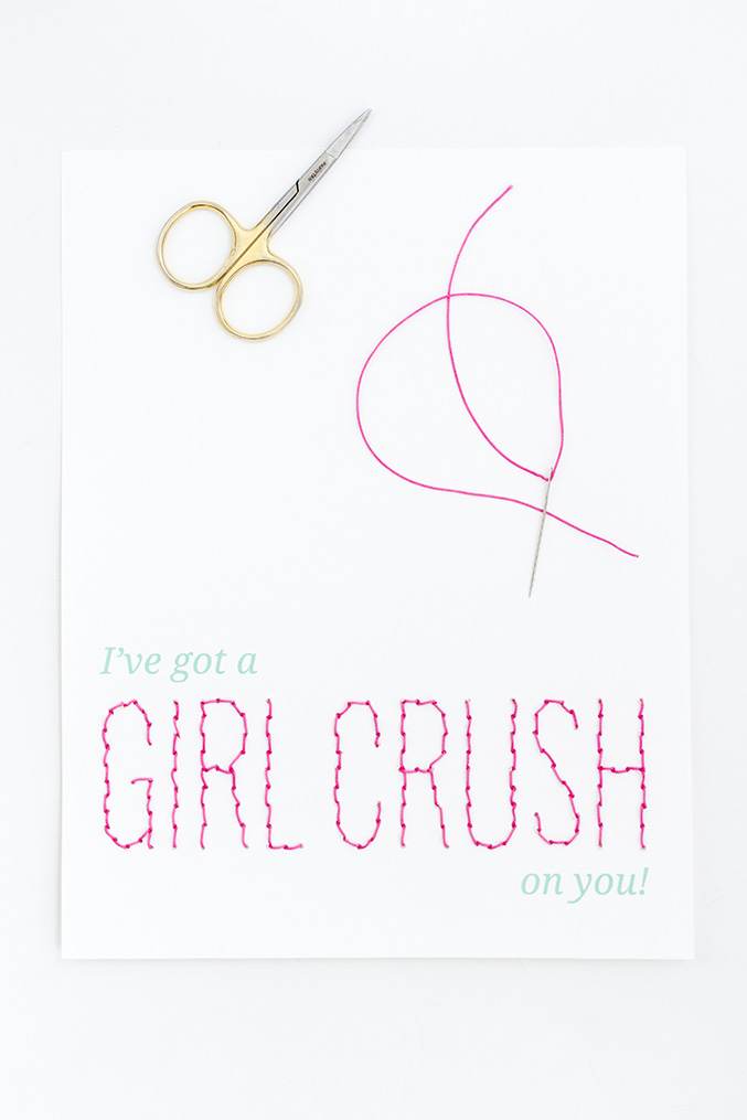 Valentines Day Cards Crush
