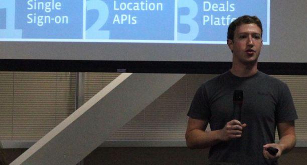 Mark Zuckerberg, Facebook overvalued