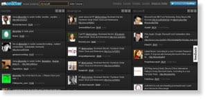 monitter 48 Free Social Media Monitoring Tools