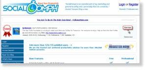 socialoomph Free Social Media Monitoring Tools