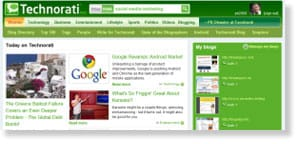 technorati 48 Free Social Media Monitoring Tools