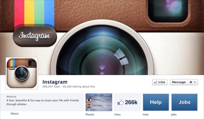instagram facebook cover photo