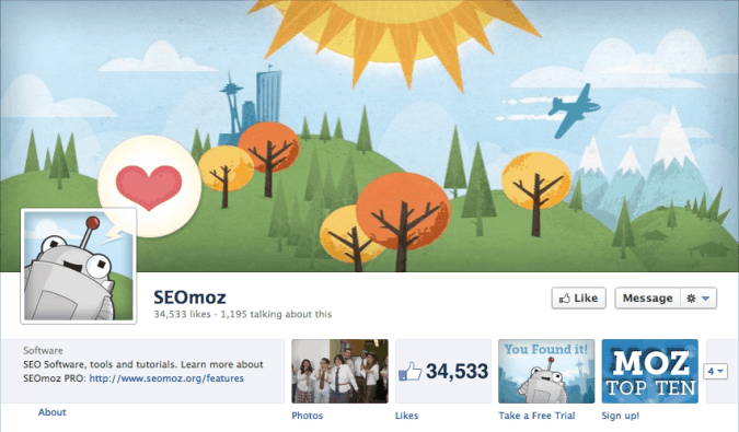 seomoz facebook cover photo