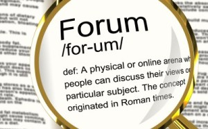 Revisiting the Older Forms of Social Media: Forums and Message Boards