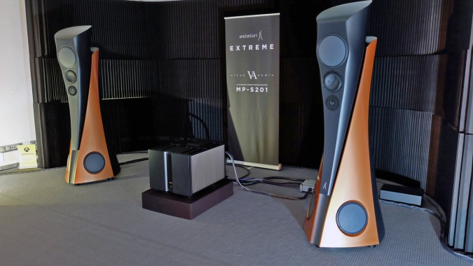 Estelon speakers