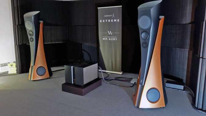 Estelon speakers
