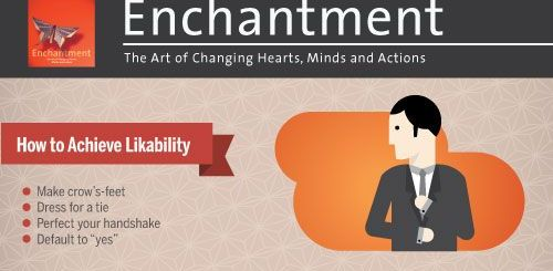 guy kawasaki enchantment infographic
