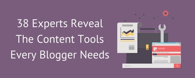 Content Tools for Bloggers
