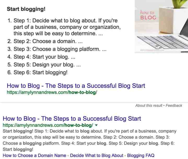 how-to-blog-google