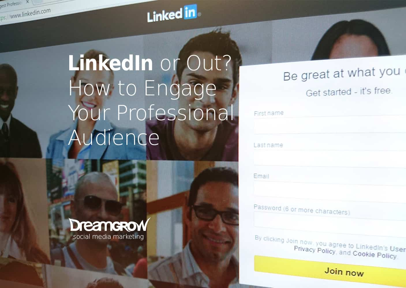 linkedin engagement audience