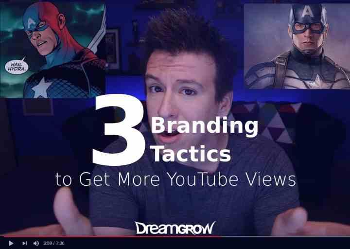 youtube branding tactics