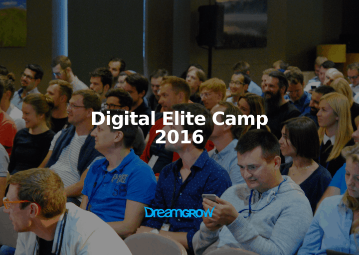 digital elite camp